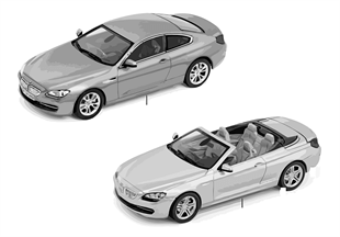 BMW Miniatures — BMW 6-Series 2011/12