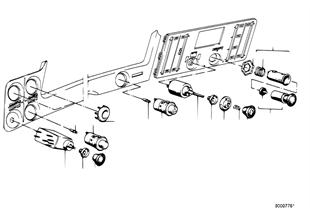 Schakelaar-dashboard