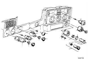Switch-dash board