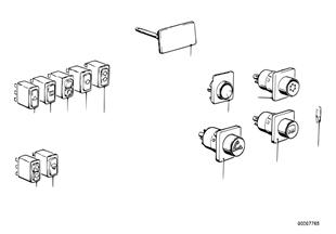 Interruptores diversos