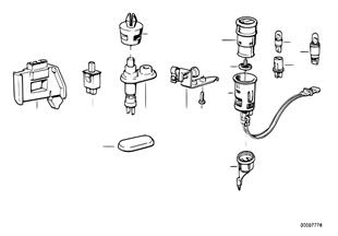 Diverse Schalter