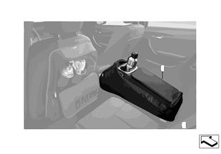 R トレイ ポケット BMW Lines