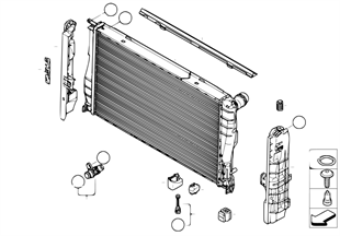 水箱-固定件