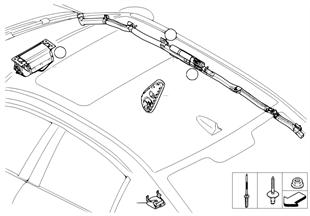 Airbag Beifahrer und Kopfairbag