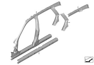 Szkielet boczny, środek