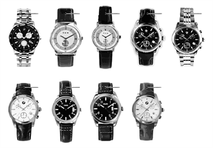 Spare parts, BMW timepieces