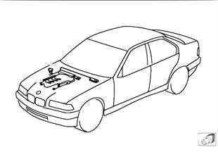 Πλεξούδα καλωδίων κινητήρα