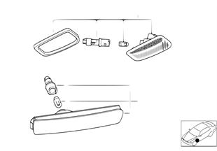 액세서리/사이드-마커 램프