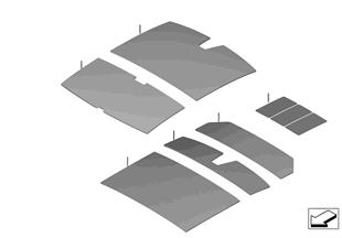 Insonrizzazione tetto