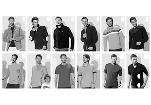 BMW Collection — Men's apparel 2012/13