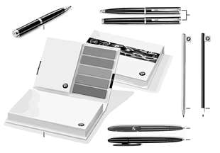 BMW Collection- Writing Utensils 2012/13