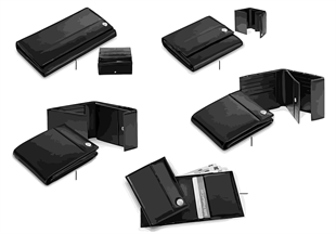 BMW Collection — Wallets 2012/13