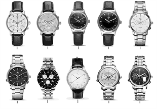BMW Collection — Montres 2012/13