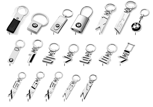 BMW Collection — Key Rings 2012/13
