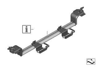 Fietsendrager voor interieur