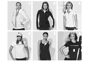 Motorsport — Women's wear 2012/13