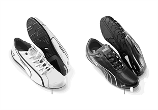Motorsport — Shoes 2012/13