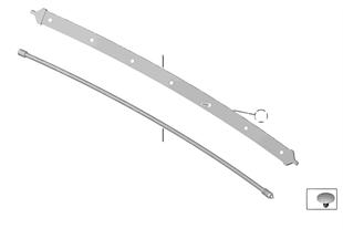 Smart Opener センサー ケーブル