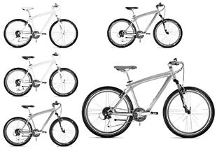 จักรยาน Cruise 2012/13