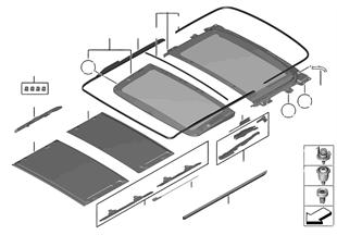 Panoramadach Mechanik