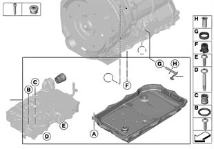 GA8HP50Z セレクター レバー