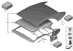 Dach składany