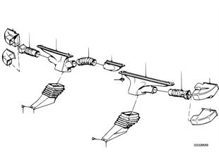 Defroster nozzle