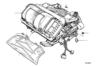 Bmw E36 Parts Diagram additionally M20 Engine Diagram also Heater and air conditioning likewise Bmw S52 Engine also  on wiring diagram bmw e34 m50