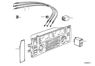 Cable bowden interrup.acondicionam.aire