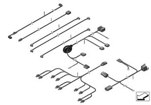 Diverse additionele kabelsets