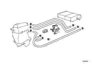 Wasserschläuche-Pumpe-Ventil