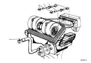 Řídicí hřídel/propojovací kus