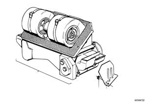 Unidade de aquecimento/ar condicionado