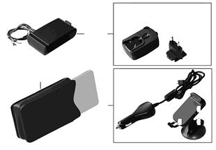 Navigatie Portable accessoires