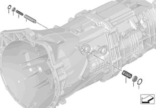 GS6X45BZ/DZ Schaltungsteile