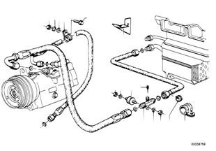 Tubing-attaching parts