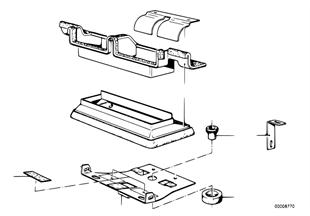 Klimatizace montážní díly