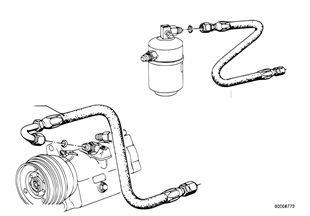Chladicí potrubí