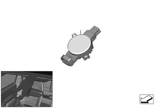 Sensor Regen/Licht/Solar/Beschlag