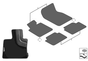 Accesorios y equipamiento posteriores