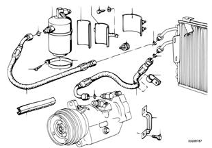 Tubo do líquido refrigerante