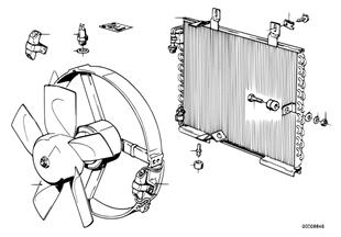Kondensator/Wentylator