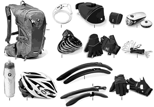 Bikes & Equipment-Accessories 2013/14