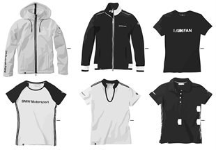 Motorsport — Woman's Apparel 2013/14