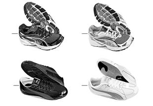 Athletic shoes 2013/14