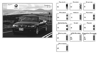 หนังสือคู่มือสำหรับเจ้าของรถ E46/C