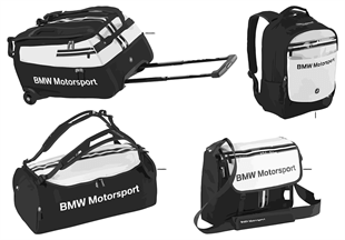 Motorsport Collection-Bags 2013/14