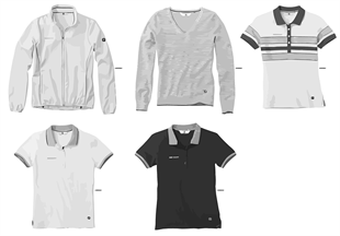 Golfsport Women's Apparel 2013/14