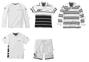 Yachtsport-Shirts/Shorts homme 2013/14
