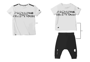 M Sport Children's Apparel 2013/14